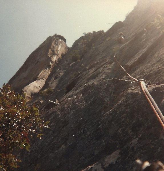 Rock Climbing Photo: I recall this being  a great climb...