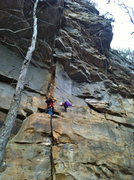 Rock Climbing Photo: AR