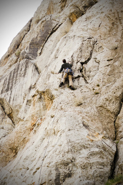 Rock Climbing Photo: Unknown 1