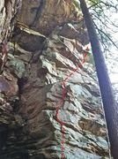 Rock Climbing Photo: Buster Brown