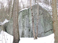 Rock Climbing Photo: Large Wall in Pootatuck
