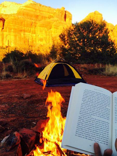 Rock Climbing Photo: Sedona is my Mecca of solitude