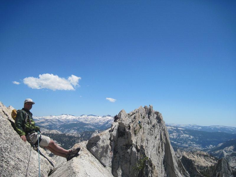 Rock Climbing Photo: me. shooooooot.