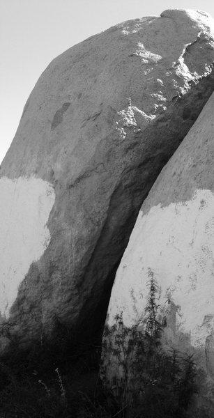 Rock Climbing Photo: Swedish G.
