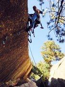 Rock Climbing Photo: n00b.