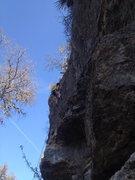 Rock Climbing Photo: 5.10a at Reimer's North Shore