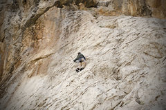 Rock Climbing Photo: easy but fun