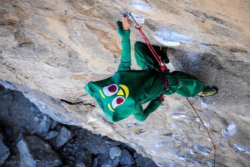 Rock Climbing Photo: Photo by Steve Cox