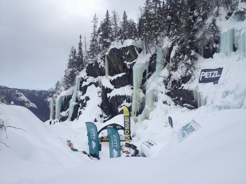 Rock Climbing Photo: 2014 Rjukan Ice Festival