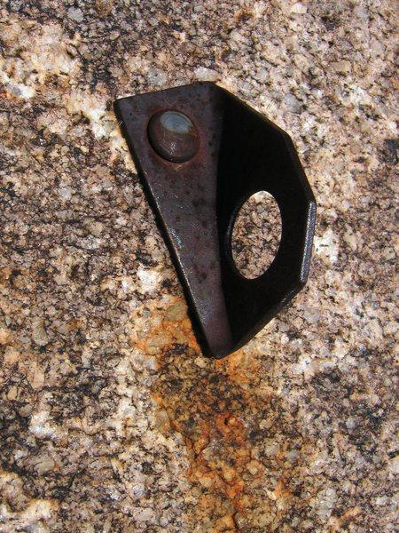 Old bolt on Gun for the Sun...classic buttonhead w Leeper hanger