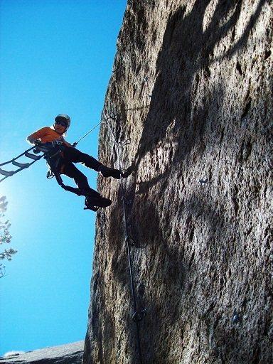 Rock Climbing Photo: Steve W.