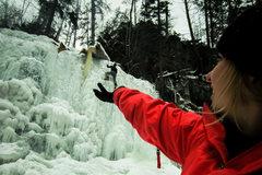 Rock Climbing Photo: Hubbard Res