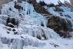 Rock Climbing Photo: Mission Mountains