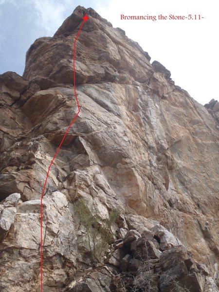 Rock Climbing Photo: Bromancing the Stone (February 2014)
