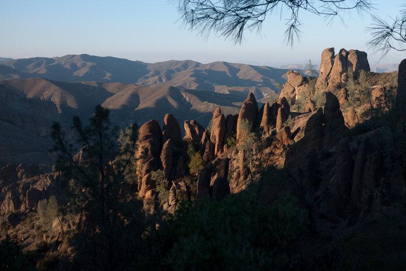 Rock Climbing Photo: Nice views from the High Peaks
