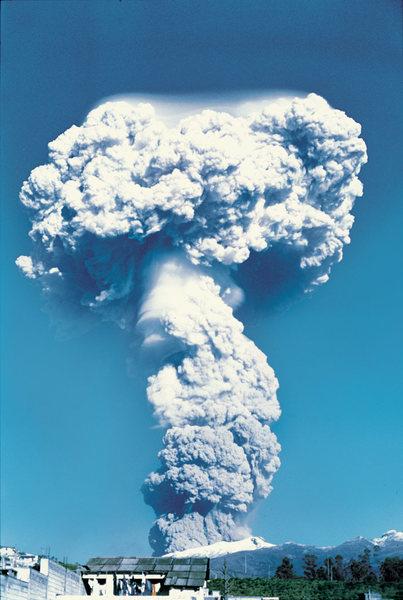 1999 Eruption