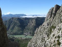 Rock Climbing Photo: El Chorro!