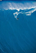 Rock Climbing Photo: Double D @ Peahi back in the day.