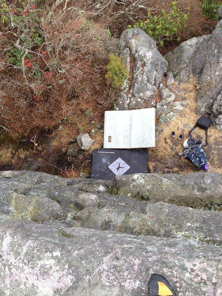 Rock Climbing Photo: Grayson Highlands Bouldering