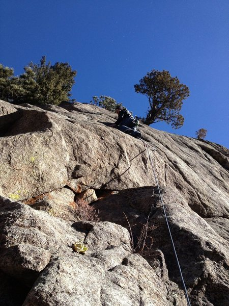 Kevin near the top.