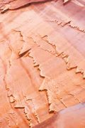 Rock Climbing Photo: Desert Canvis!