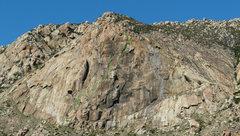 Rock Climbing Photo: Right as Rain