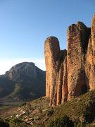 Rock Climbing Photo: Riglos