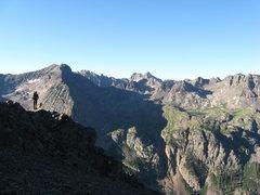 Rock Climbing Photo: Weminuche