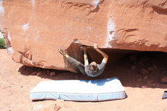 "Rock Climbing Photo: There is sometimes a ""community"" crash p..."