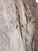 Rock Climbing Photo: Mike Fogarty