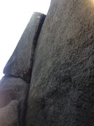 Rock Climbing Photo: Top of Innominate