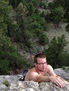 Rock Climbing Photo: Plenty of solid holds.