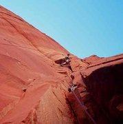 Rock Climbing Photo: around p2-3