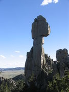 Rock Climbing Photo: The Pontiac