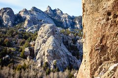 Rock Climbing Photo: Tribal Boundaries