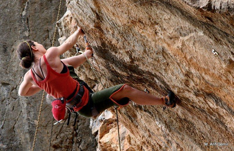 Rock Climbing Photo: No Gain No Lose! 5.11c
