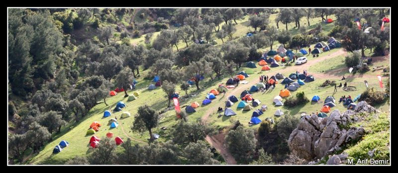 Climbing Festival , Basecamp