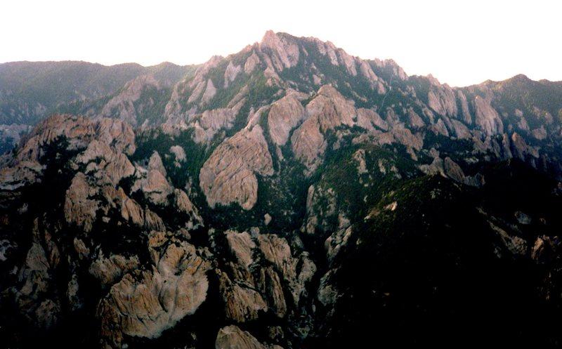 Mineral Mtns Flyover