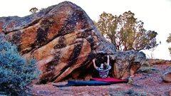Rock Climbing Photo: Reader of Banned Books start beta.