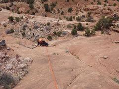 Rock Climbing Photo: bust a move