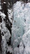 Rock Climbing Photo: Led with no one else around, very fun route in a g...