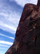 Rock Climbing Photo: Winter Heat Wall
