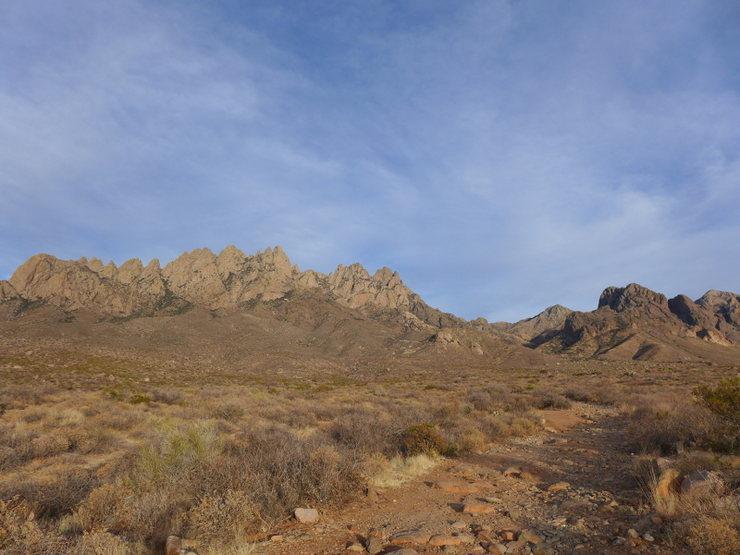 Modoc Mine road