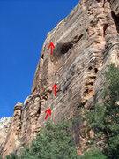 Rock Climbing Photo: Holly Roller