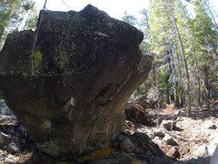Rock Climbing Photo: Sweet V3