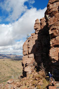 "Rock Climbing Photo: ""The Perch"""