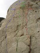 Rock Climbing Photo: Summit Dome.