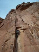 Rock Climbing Photo: SSRS, Pariah Tower, P1