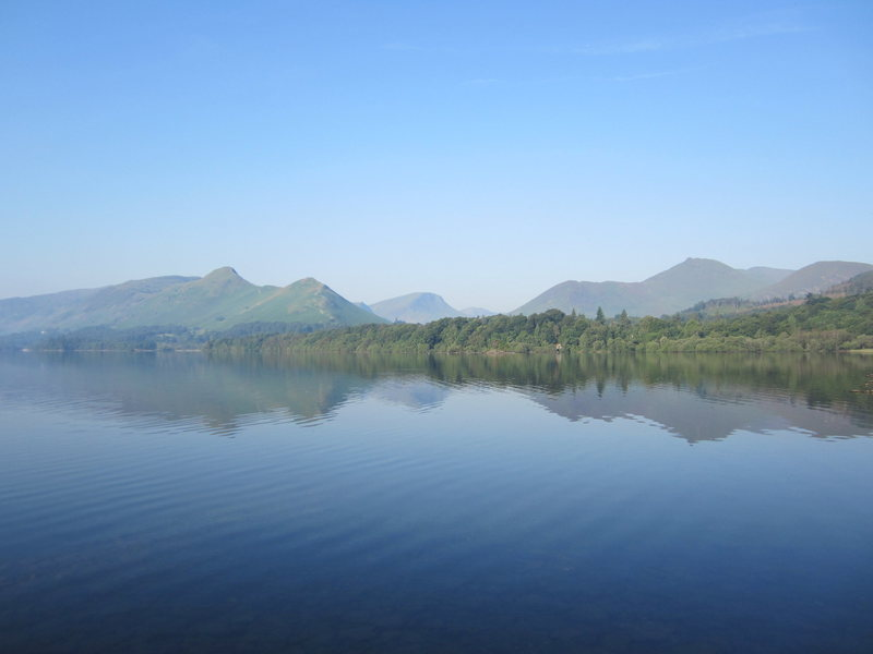 Summer on Derwentwater