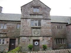 Rock Climbing Photo: Old Manor Farm . Greystoke village area Cumbria